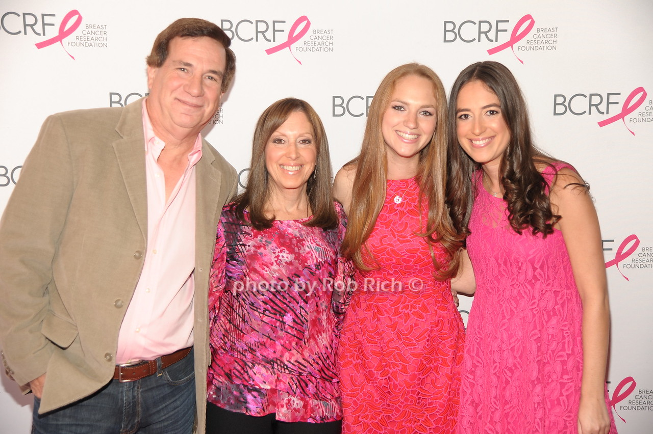 Chip Swersky, Betsey Swersky, Heather Swersky, Alyssa Swersky