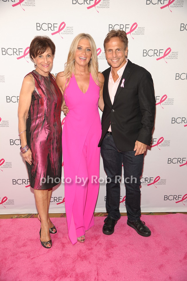 Myra Biblowit, Stephanie Ginsberg, Ian Ginsberg