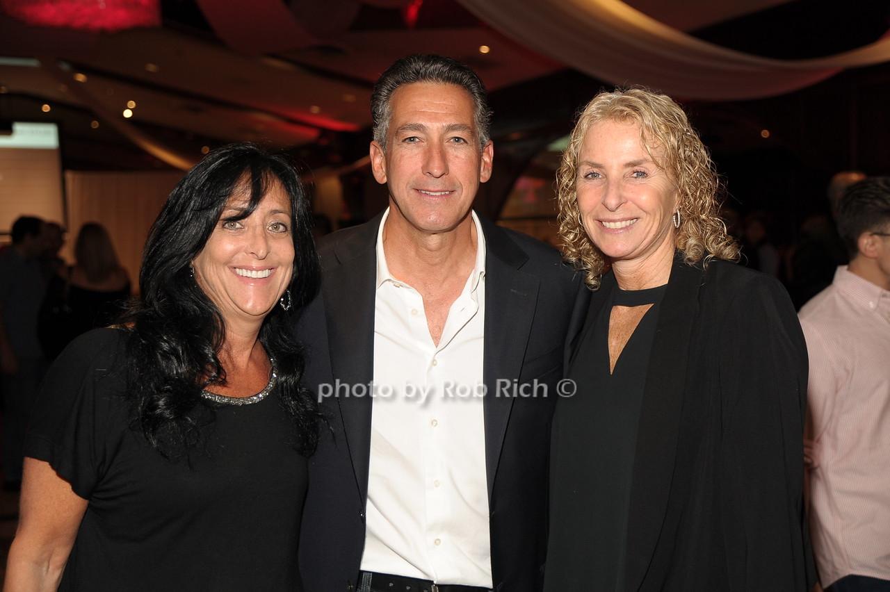Debbie Shlasmitz, Don Cohen, Carla  Magray photo by Rob Rich/SocietyAllure.com © 2016 robwayne1@aol.com 516-676-3939