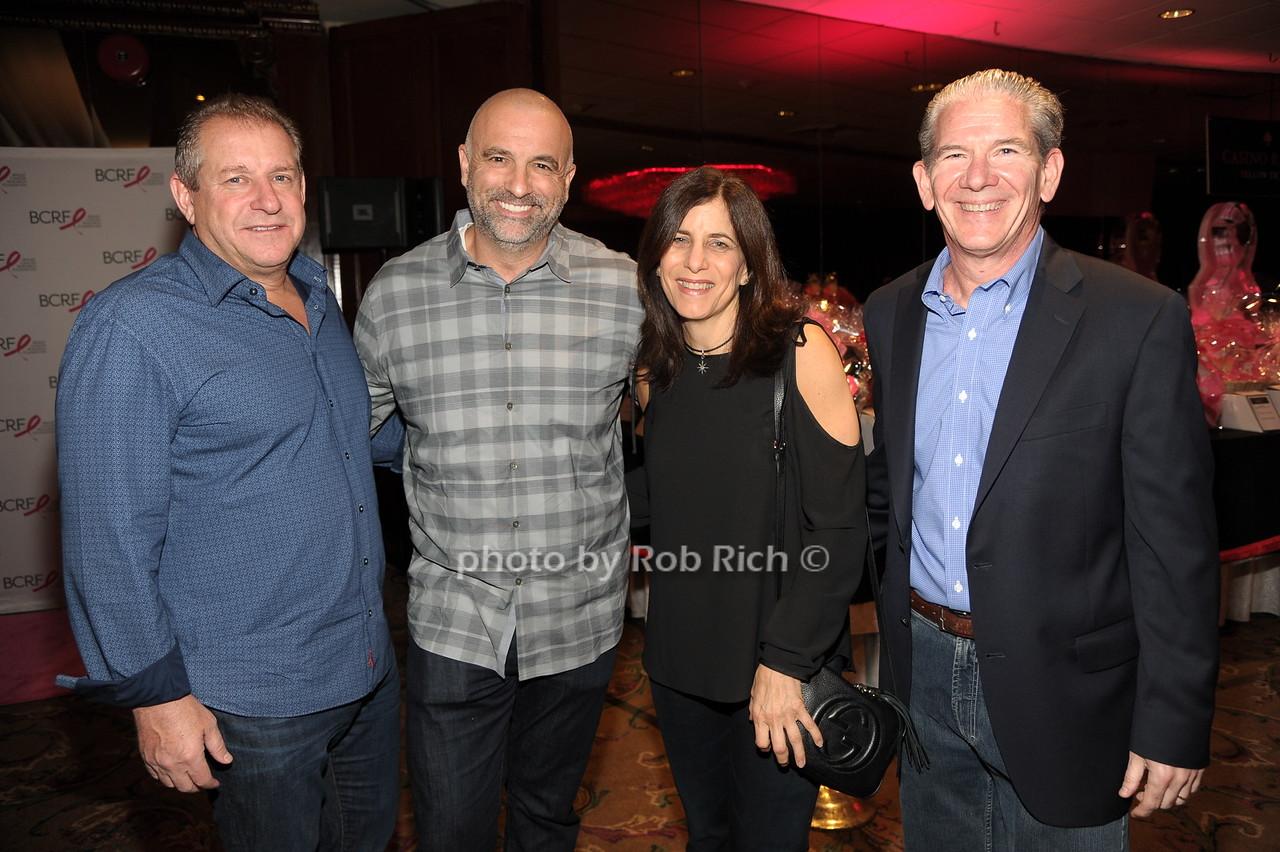 Mark Wachtel, Seth Lansberg, Cynthia Halperin, Alan Halperin photo by Rob Rich/SocietyAllure.com © 2016 robwayne1@aol.com 516-676-3939