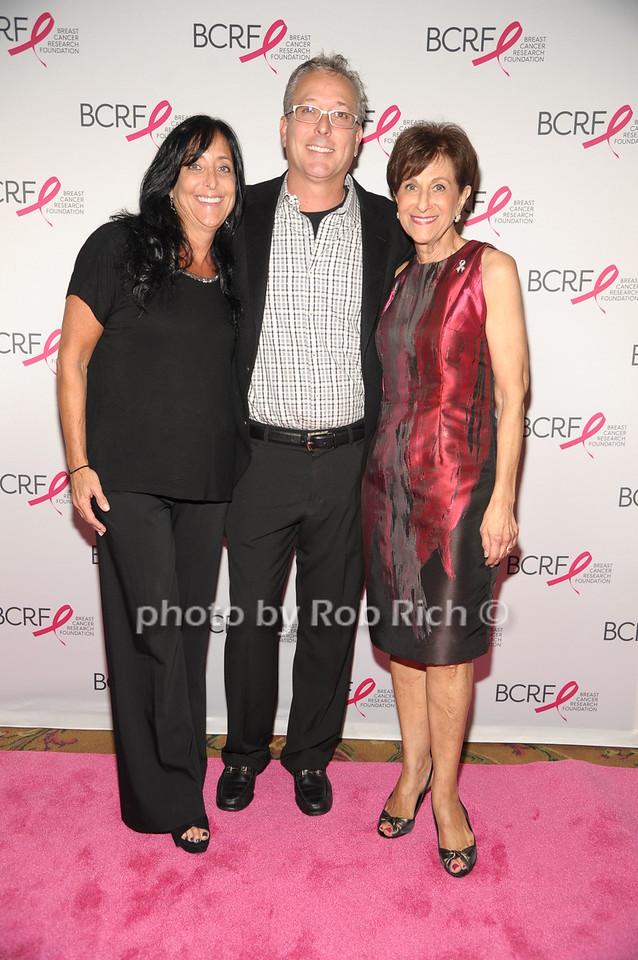 Debbie, Salasmitz, David Weiss, Myra Biblowit photo by Rob Rich/SocietyAllure.com © 2016 robwayne1@aol.com 516-676-3939