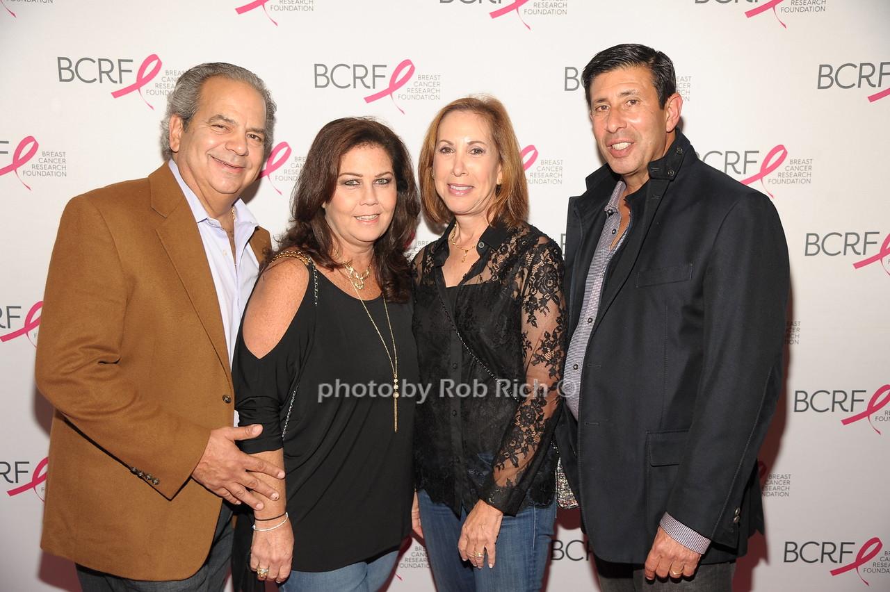 Toline, Susan Toline, Andrea Lomasky, Jeffrey Lomasky photo by Rob Rich/SocietyAllure.com © 2016 robwayne1@aol.com 516-676-3939