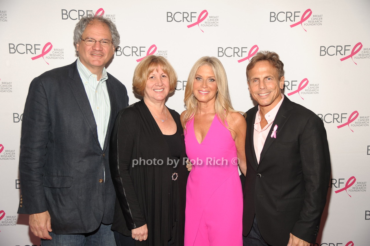 Mark Kramer, Dinah Kramer, Stephanie Ginsberg, Ian Ginsberg