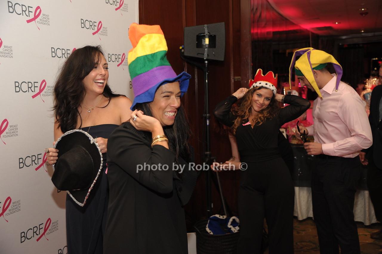 dressing for photo booth photo by Rob Rich/SocietyAllure.com © 2016 robwayne1@aol.com 516-676-3939