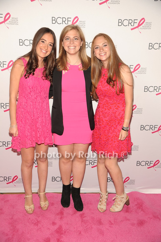 Alyssa Swersky, Wendy Ginsberg, Heather Swersky 