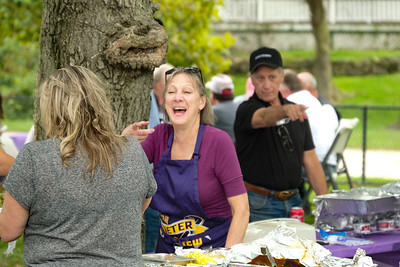 Pancreatic Cancer Barbecue in honor of Dieter Erlwein 2019