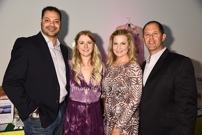 Stefan Amraly, Sandra Sadowski, Tracy Collins, Albert Antonino photo by Rob Rich/SocietyAllure.com ©2017 robrich101@gmail.com 516-676-3939