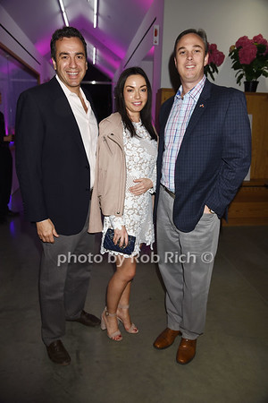 Ross Kardwell, Evelina Miles, Shawn Steinmuller photo by Rob Rich/SocietyAllure.com ©2017 robrich101@gmail.com 516-676-3939