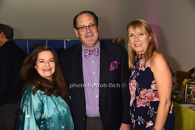 Eleni Gianopulos, John Wynne, Maryann Horwath photo by Rob Rich/SocietyAllure.com ©2017 robrich101@gmail.com 516-676-3939