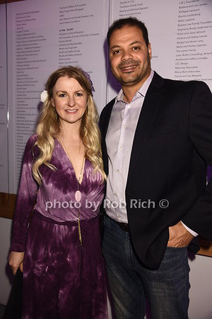 Sandra Sadowski, Stefan Amrali photo by Rob Rich/SocietyAllure.com ©2017 robrich101@gmail.com 516-676-3939