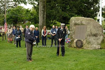 Sea Cliff Memorial Day ceremony 2021
