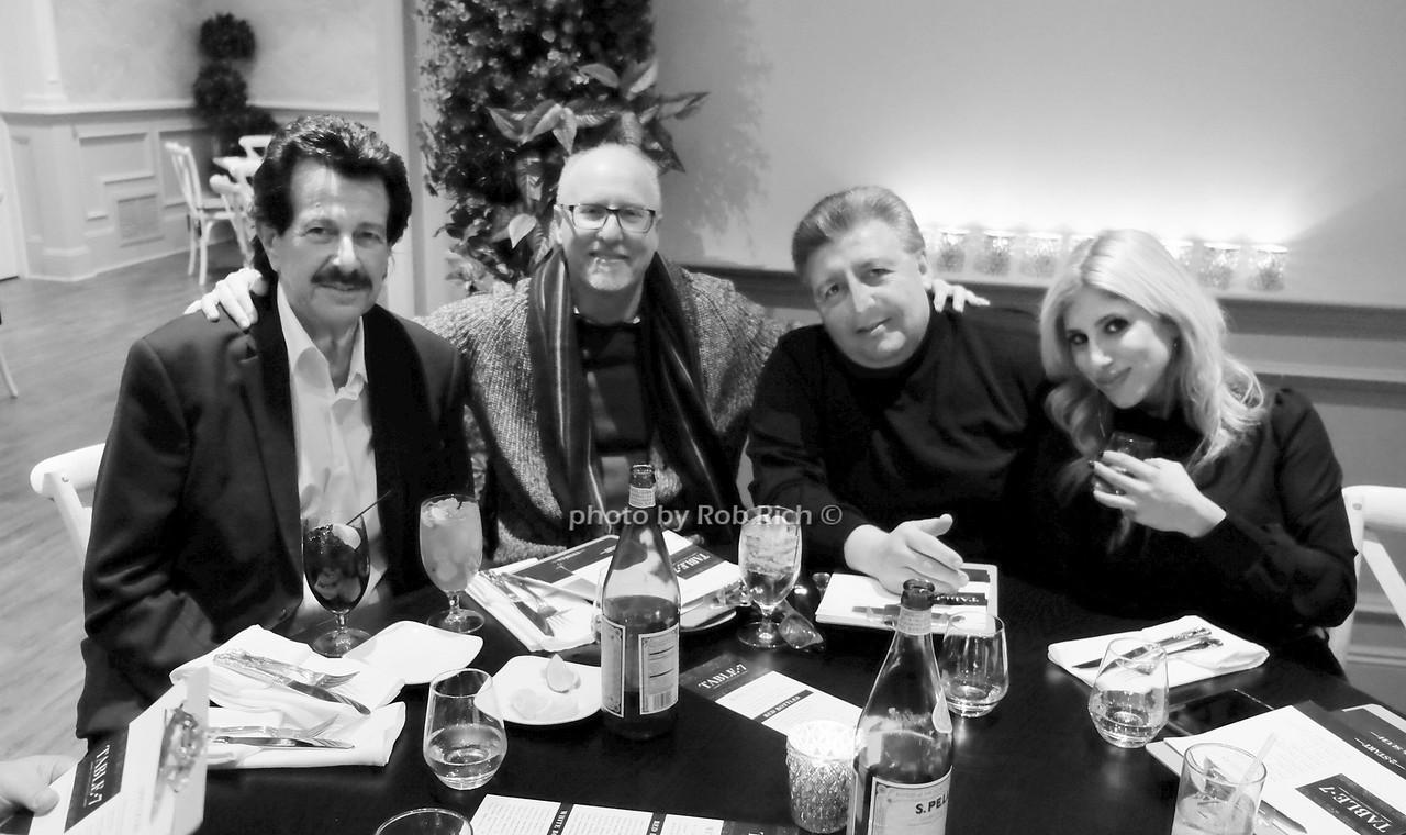 Bob Goodrich, Richie Markowitz, guests