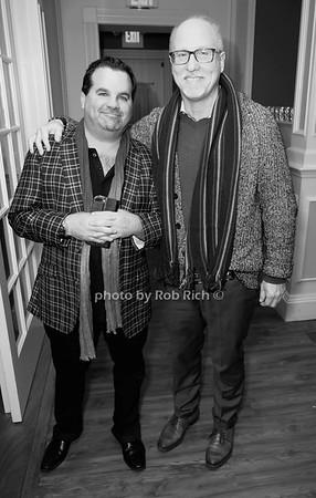 Brian Rosenberg, Richie Markowitz