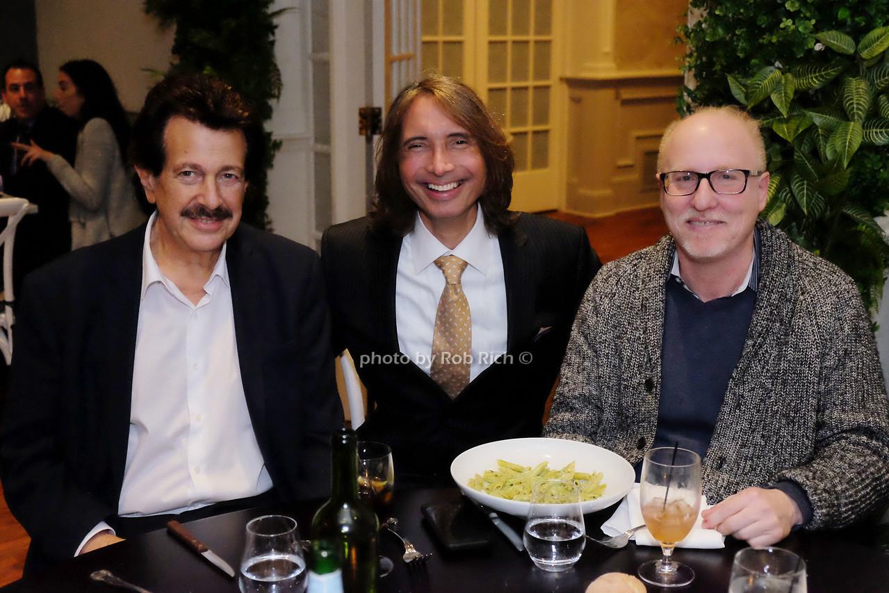 Bob Goodrich, Rich Alino, Richie Markowitz