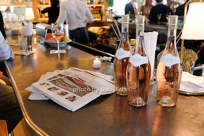 The Independent Relaunch party at Bibloquet in Sag Harbor