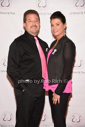 George Williamson, Tara Dunsmore (Pink Ink Tattoo)  photo by Rob Rich/SocietyAllure.com © 2016 robwayne1@aol.com 516-676-3939