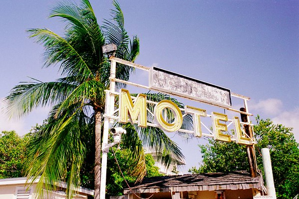 Harborside Marina Motel in Key West sheltered us between Hurricanes Frances and Ivan, Key West, FL