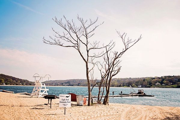 Eagle Dock Community Beach #001, Cold Spring Harbor, NY