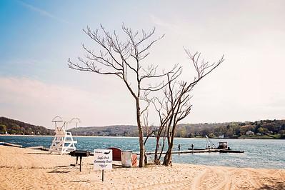 Eagle Dock Community Beach #001, Cold Spring Harbor, NY