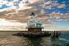 Long Beach Bar (Bug Light) Lighthouse - Orient, NY.