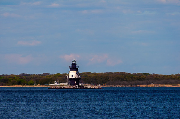 """Orient Point (""""Coffee Pot"""") Lighthouse, Orient Point, NY"""