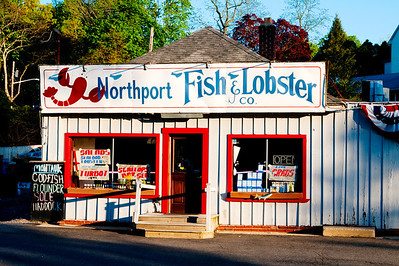 Northport Fish & Lobster - fresh and yummy seafood every day