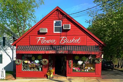 Northport Flower Basket