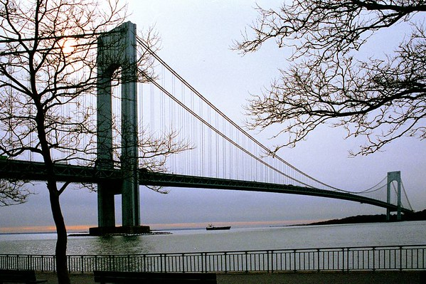 Verrazano Bridge, Brooklyn, NY