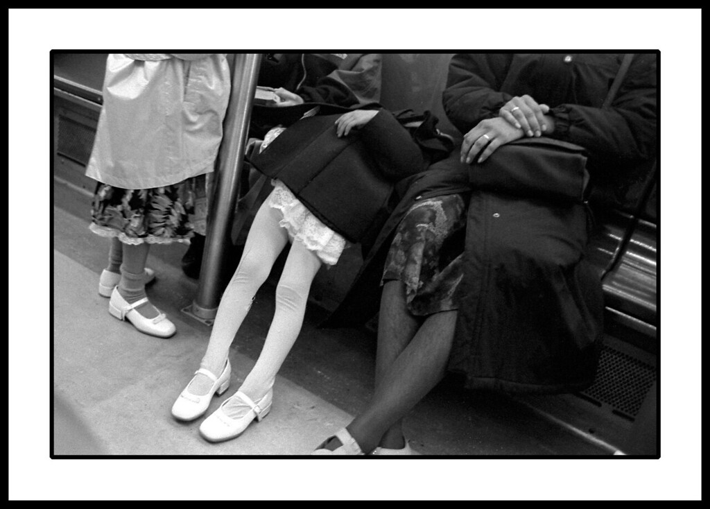 Subway legs