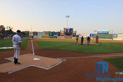 LONG ISLAND DUCKS GAME EVENT 198