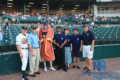 LONG ISLAND DUCKS GAME EVENT 185