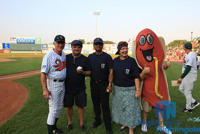 LONG ISLAND DUCKS GAME EVENT 256
