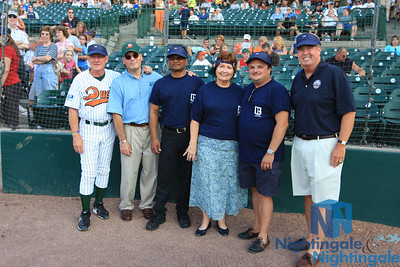 LONG ISLAND DUCKS GAME EVENT 141