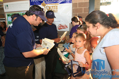 LONG ISLAND DUCKS GAME EVENT 111