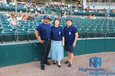 LONG ISLAND DUCKS GAME EVENT 119