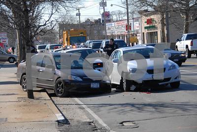 Police chase stolen car in Oceanside