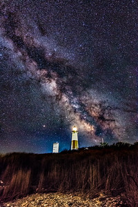 Milky Way over Montauk I
