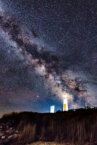 Milky Way over Montauk III