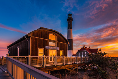 Fire Island Lighthouse Sunrise
