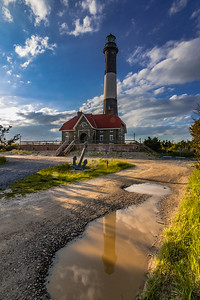 Mud Puddle Lighthouse