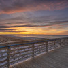 Dawn In Long Beach, Long Beach