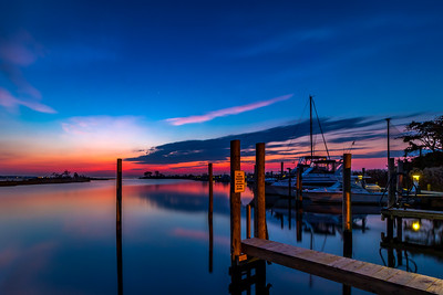 Pre Dawn Colors @ Timber Point