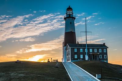 Montauk Point Sunrise