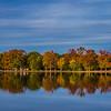 Fall Colors at Belmont Lake