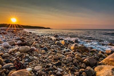 Montauk Rock Beach