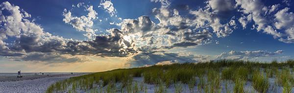 Big Skies at Robert Moses