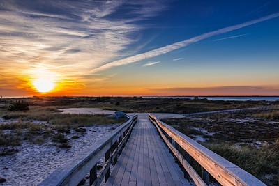 Boardwalk to the Sun