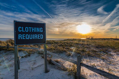 Clothing Required