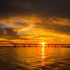 Sunset @ Fire Island Inlet Bridge