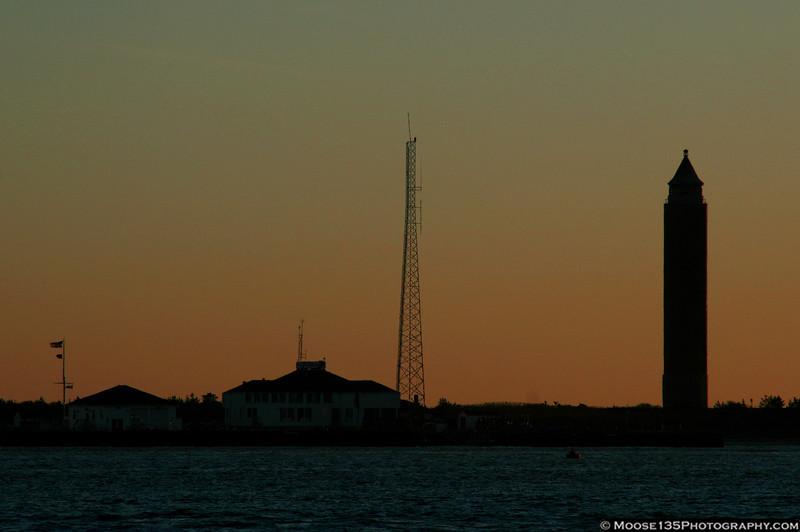 Coast Guard Station, Fire Island